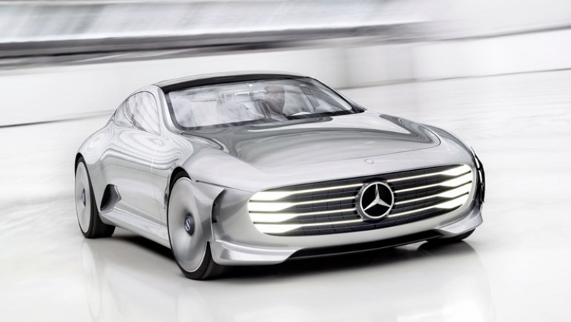 Mercedes is making its Tesla-beating electric sedan in September!