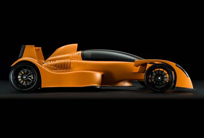 The crazy Caparo's T1 Evolution will never become a reality
