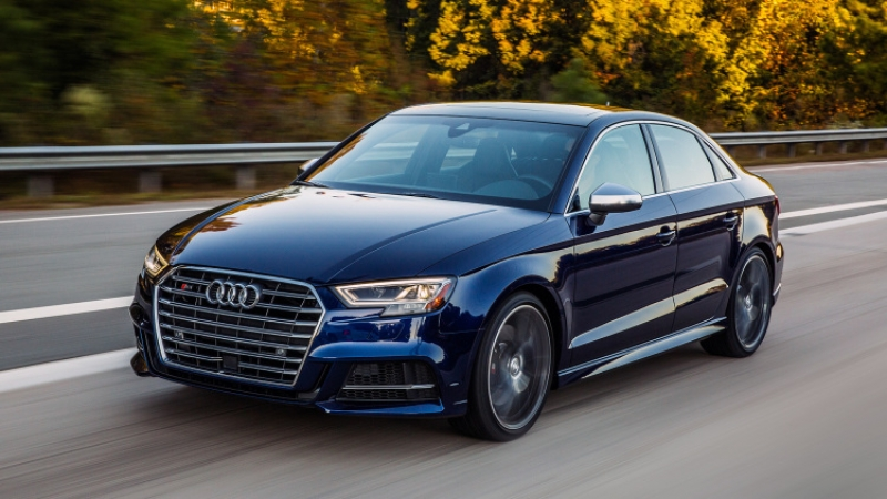 Audi has come out with its refreshed version of the mid-sized Audi S3