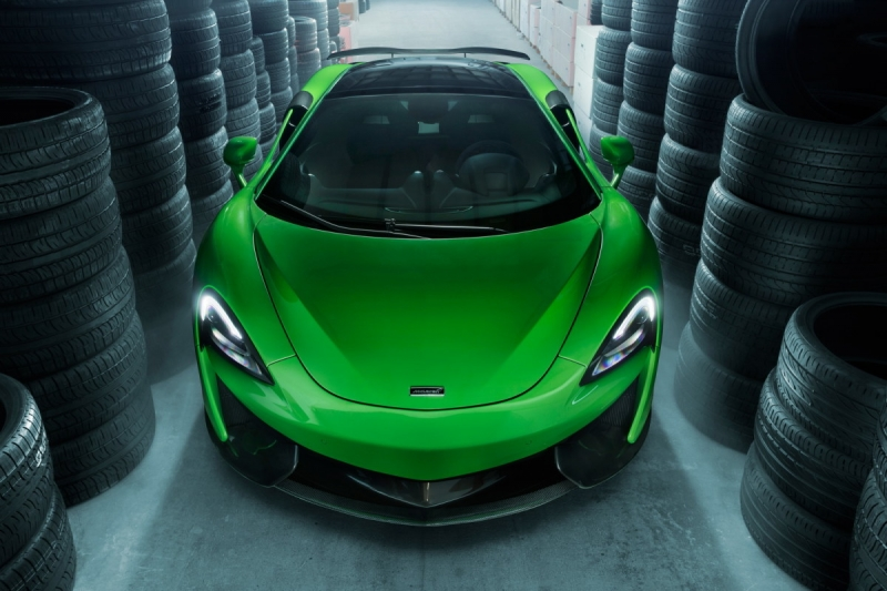 Novitec McLaren gets hardcore 637 Hp