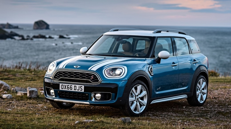 2017 Mini Countryman isn't that mini anymore