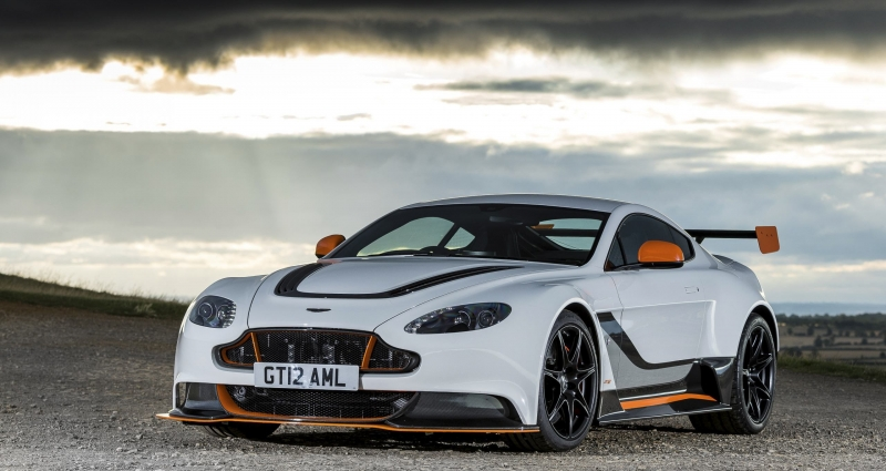The limited edition Aston Martin GT12 sold at double price!