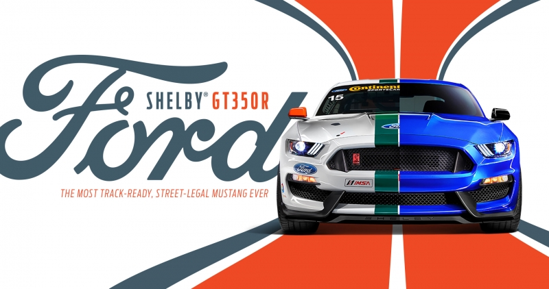 Ford extends production run of Shelby GT350, GT350R for one more year