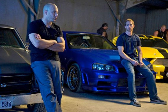 """Fast And Furious"" R34 Nissan Skyline -  Paul Walker's car for sale"