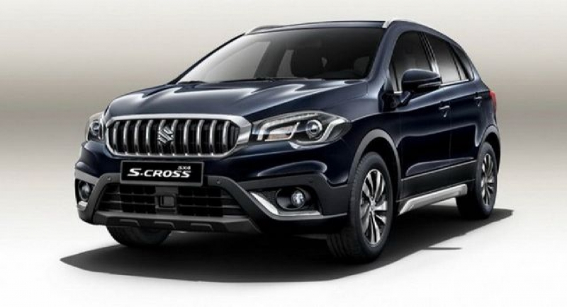 Updated Suzuki SX4 S-Cross finally revealed