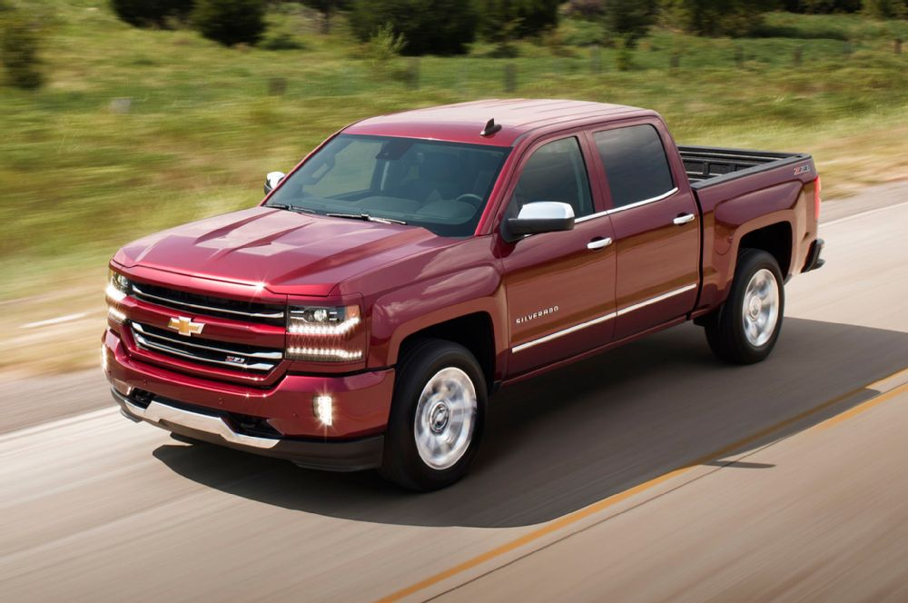 To personalize a 2016 Chevrolet Silverado truck is now easier than ever