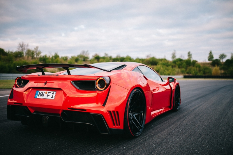 Novitec's new Ferrari 488 N-Largo officially revealed