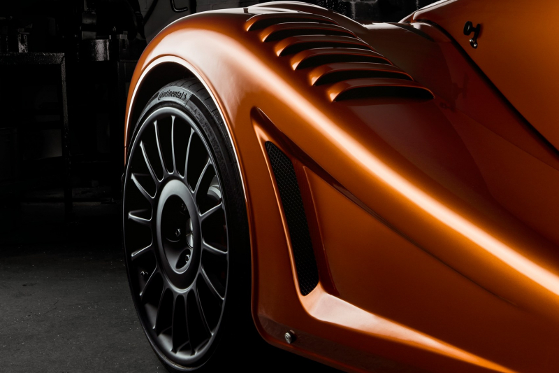 Morgan Aero GT: The retro-modern sports car