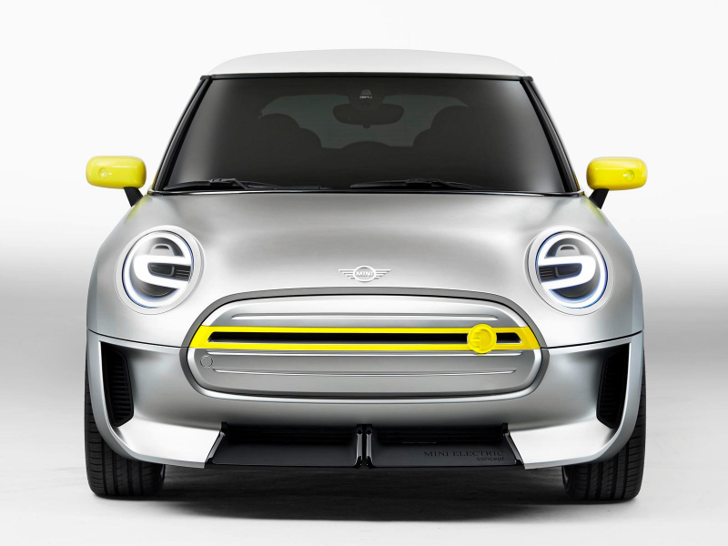 The Electric Mini Is Coming Next Year