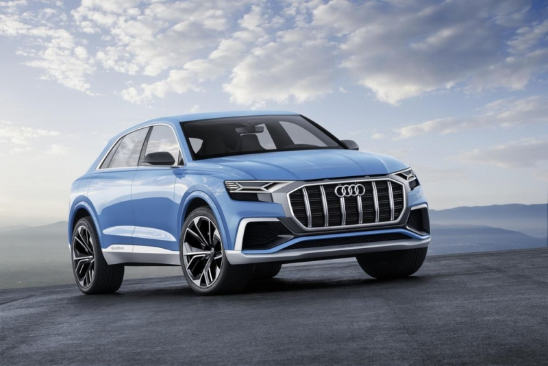 The 2018 Audi Q8 good or bad?