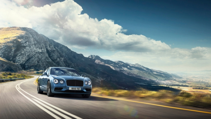 2017 Bentley Flying Spur W12 S – the fastest Bentley sedan ever!