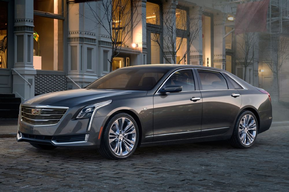 The new 2016 Cadillac CT6 luxury sedan will have an aggressive cost