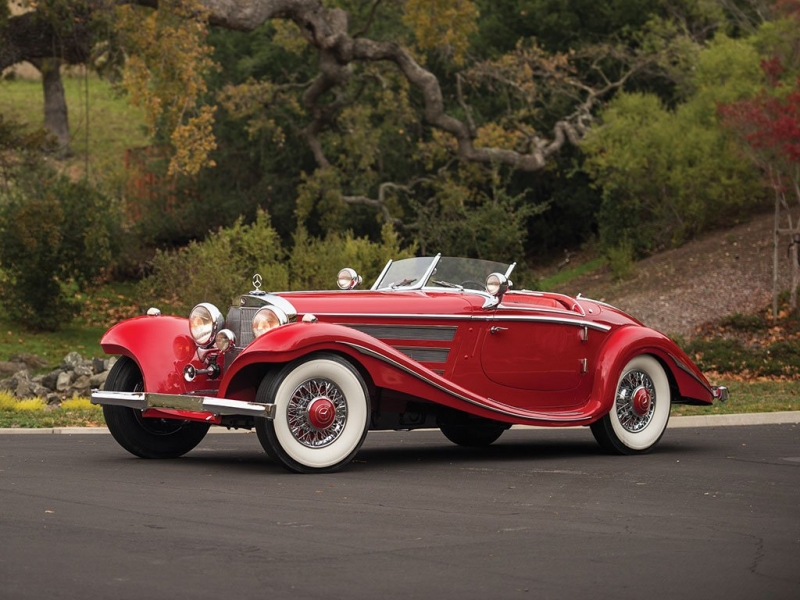 An unbelievable choice of rare and beautiful cars on the upcoming Arizona 2016 auction
