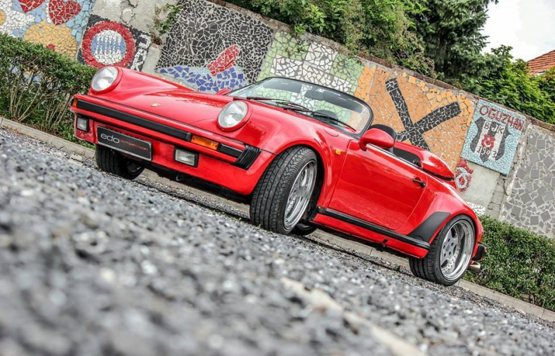 The iconic Porsche Speedster WTL Spotted is going up for auction!