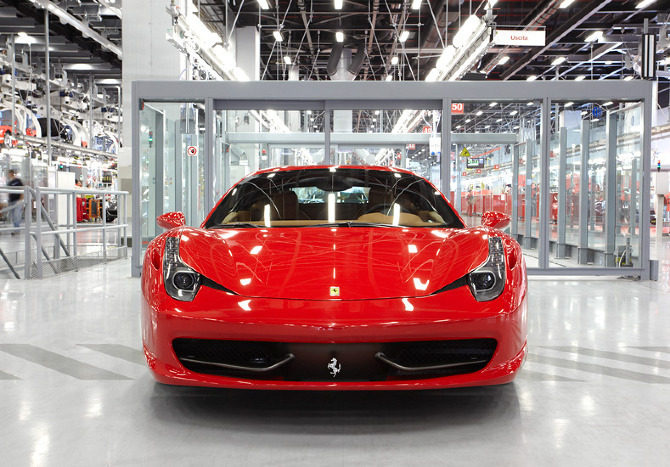 Ferrari production could substantially rise by 2019