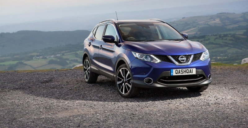 Nissan Qashqai will hit the US' market in just a few days