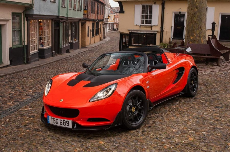 Lotus has revealed the fastest street-legal Elise ever, the Cup 250