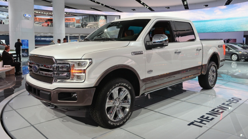 2018 Ford F-150 gets minor price hike