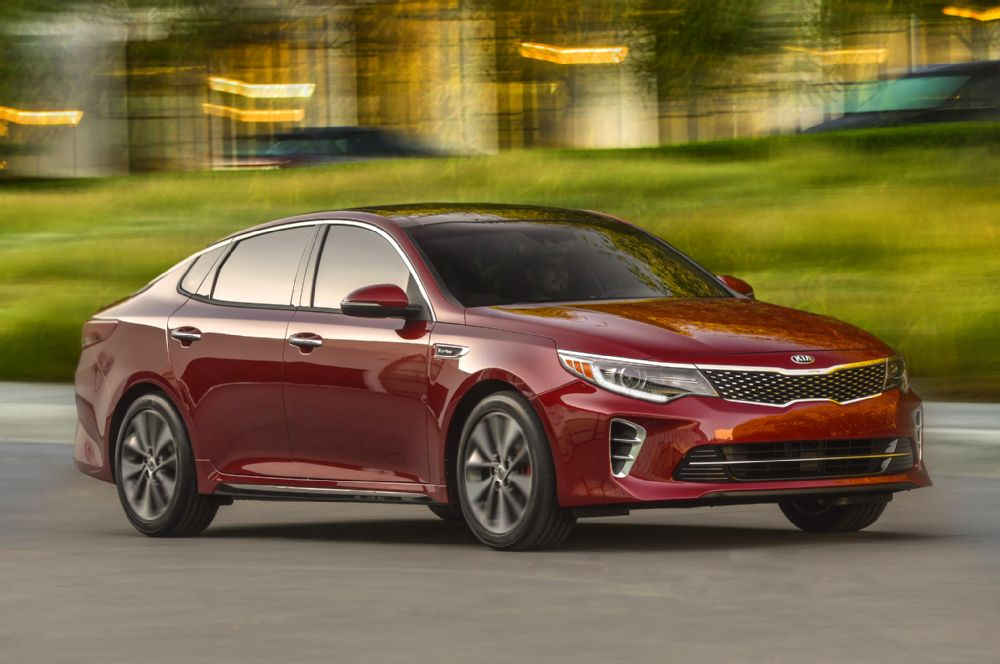 The 2016 Kia Optima isn't that totally new as it was promised by the automaker