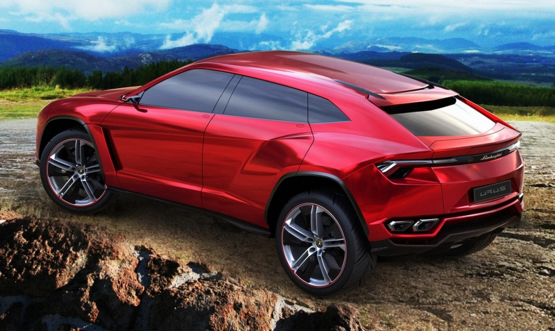 Lamborghini claims Urus SUV will be its only plug-in hybrid