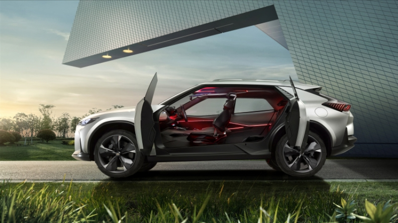The new Chevrolet FNR-X concept is like a plug-in Camaro on stilts
