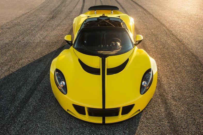 The 2016-spec Venom GT intends to become the world's fastest production car