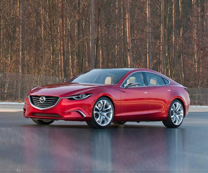 The new 2017 Mazda6 will be go on sale in September for $22.780