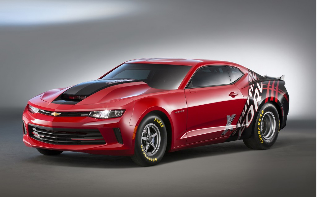 The 2016 Chevrolet COPO Camaro begins the next chapter of an historic racing legacy