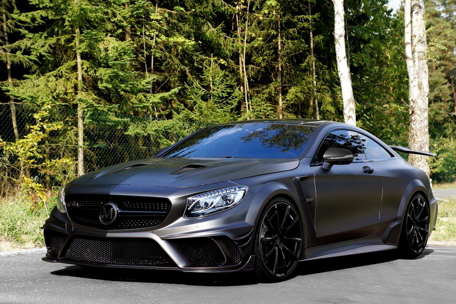 German tuners have made high-powered Mercedes