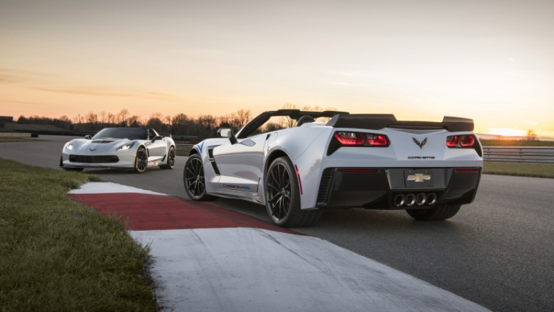 2018 Chevrolet Corvette Carbon 65 Edition – only 650 examples