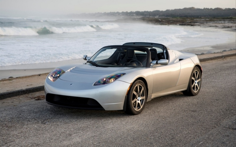 Are you ready to pay $1M for this rare Tesla Roadster prototype?