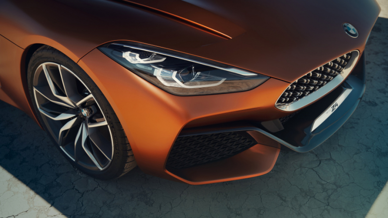 There's a new sports car on the way from BMW