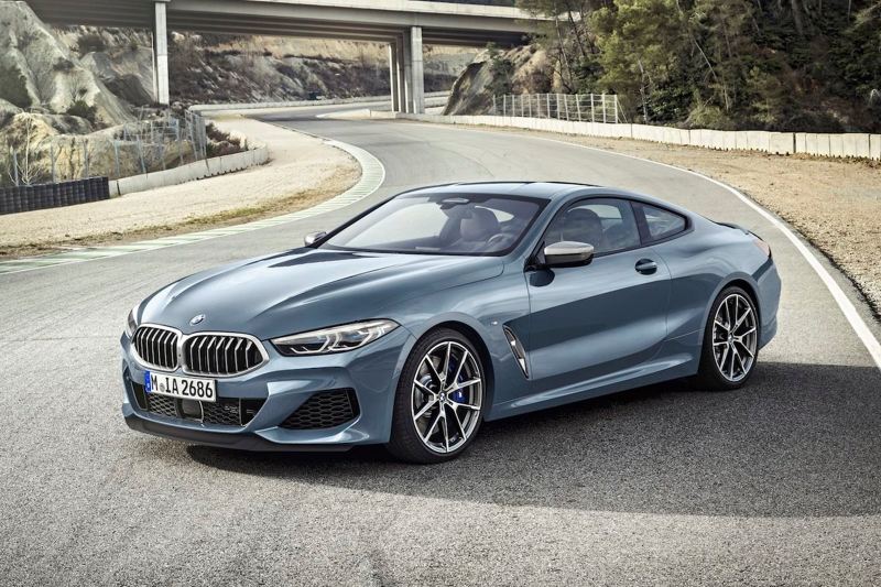 Stunning 2019 BMW 8 Series Coupe Revealed With 523 HP