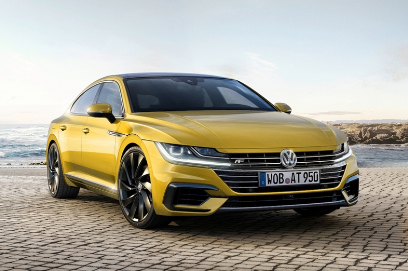 The VW Passat GT Concept is heading to production