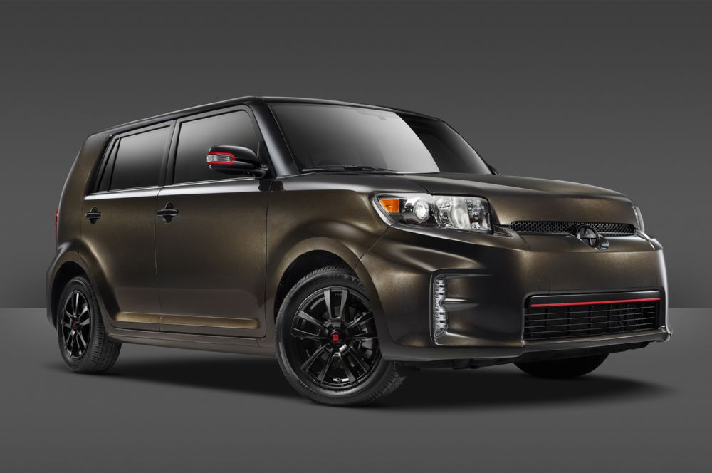 This is the final year for the Scion xB in the U.S. market