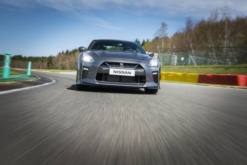 The new 2017 Nissan GT-R's particular charm