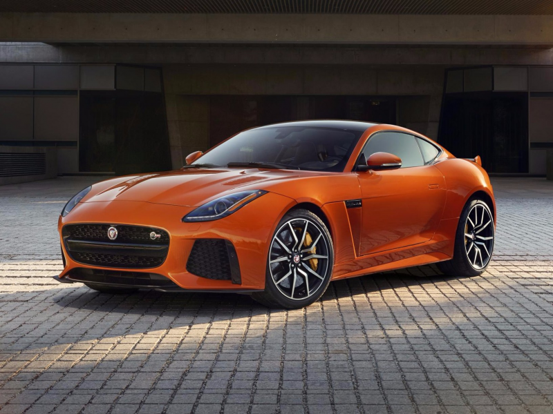 What would you say about a diesel Jaguar F-Type?