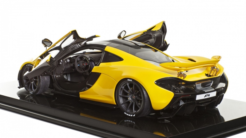 Buy a McLaren P1 hypercar for just $12000