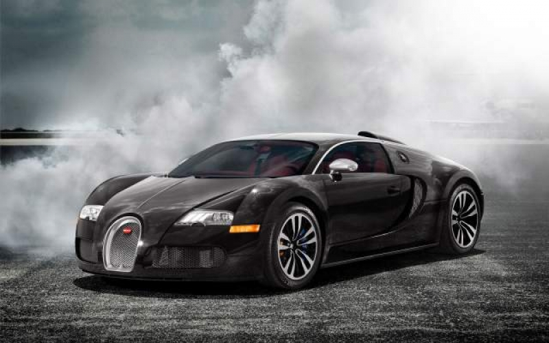 Bugatti Chiron turns out to be the world's second fastest car in 2017