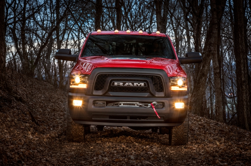 2017 2500 Power Wagon's price announced