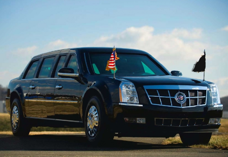 Top famous cars of 5 American presidents!