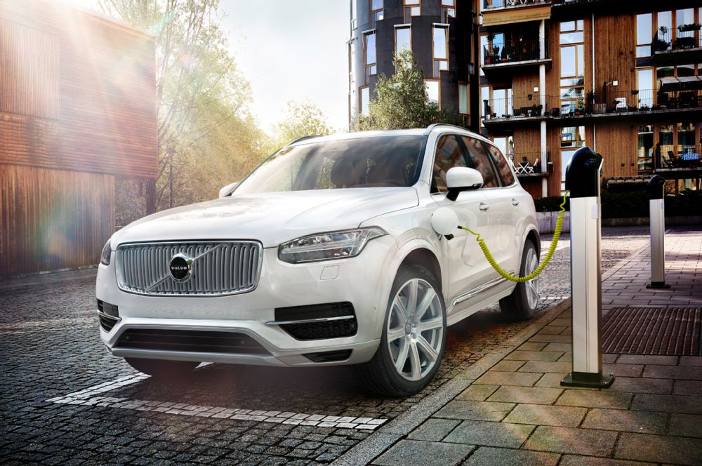 Electrification is among Volvo's immediate ambitions!