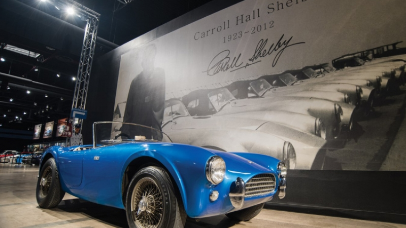 First Shelby Cobra for sale: the most precious car at auction ever?