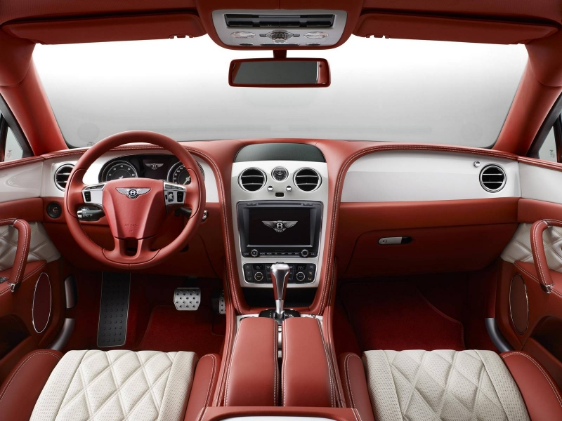 Personalized luxury for Bentley Flying Spur owners from Mulliner