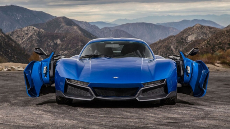 Rezvani Beast Alpha is one kind of a car