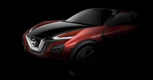 Nissan's new concept - the Gripz