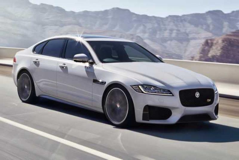 Jaguar's XF diesel fuel efficient, cheapest XF available