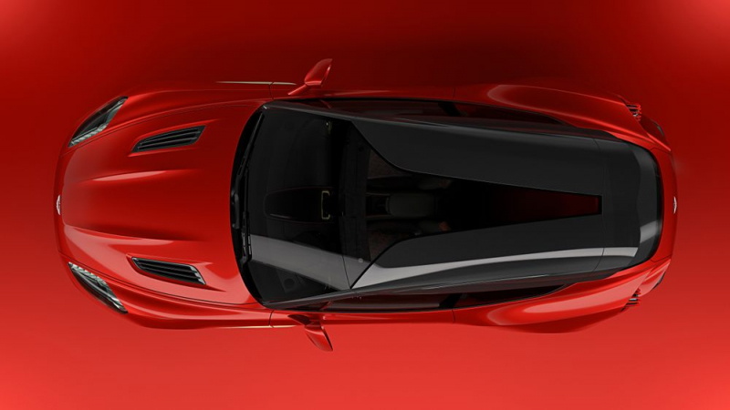 Aston Martin reveals its latest Zagato