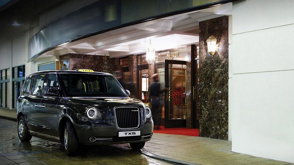 The Chinese have created a new generation of London cabs