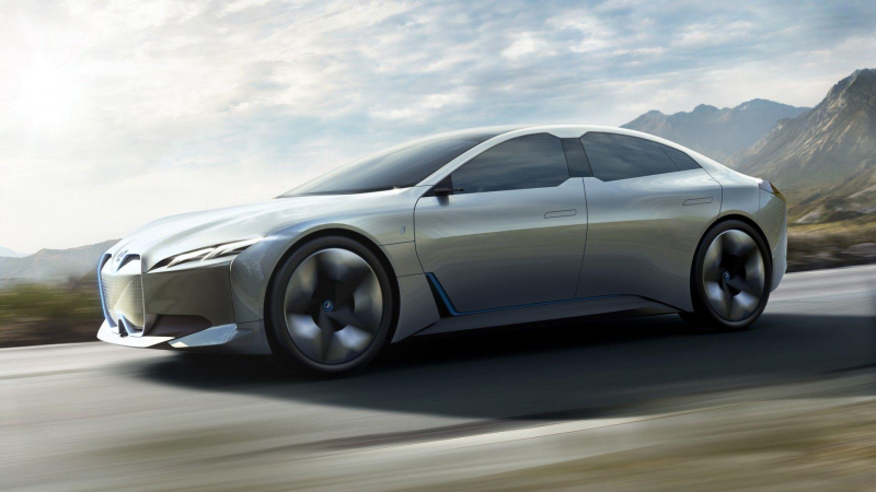 BMW i4 Rendered As 435-Mile Electric Sedan